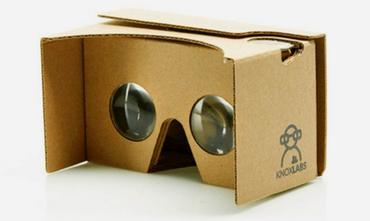 Build a VR headset from an iPhone or Android smartphone for only $7