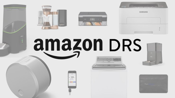 Amazon adds several new devices to its Dash Replenishment auto ordering service