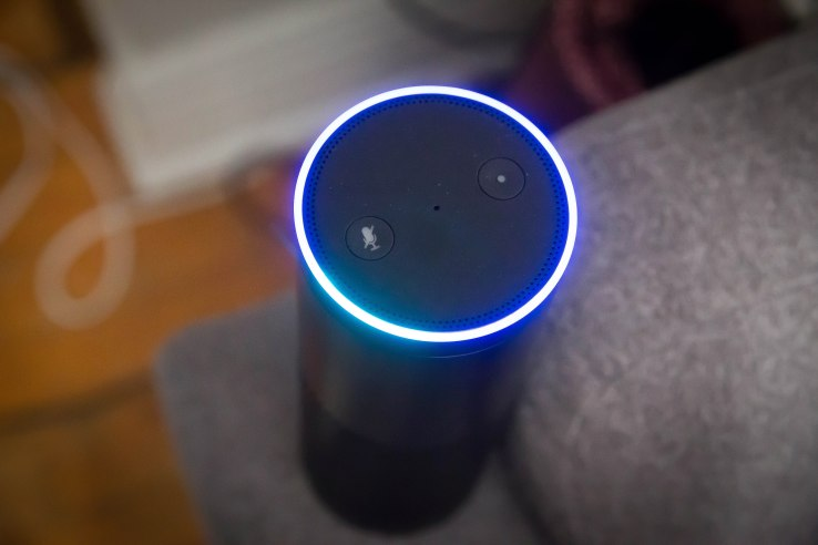 Amazon Echo VP Mike George to talk about Alexa at Disrupt New York