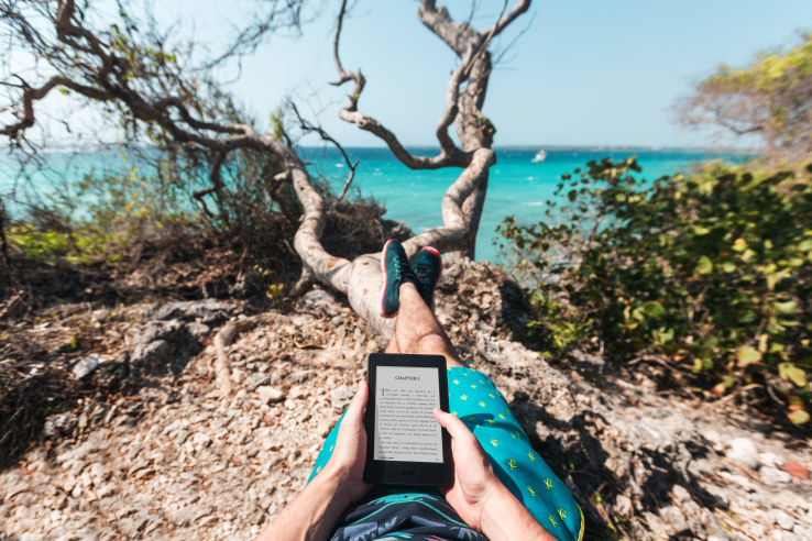 E-books are more than just digital facsimiles, and publishers need to realize that, pronto
