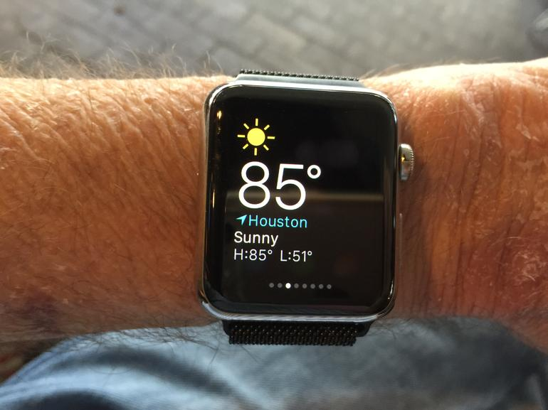 Apple files patent for emergency detection system for Apple Watch