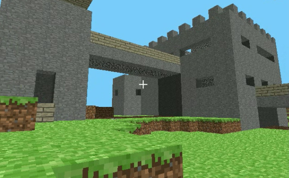 Oculus shows off first-look of Minecraft for Gear VR and it's mehhh