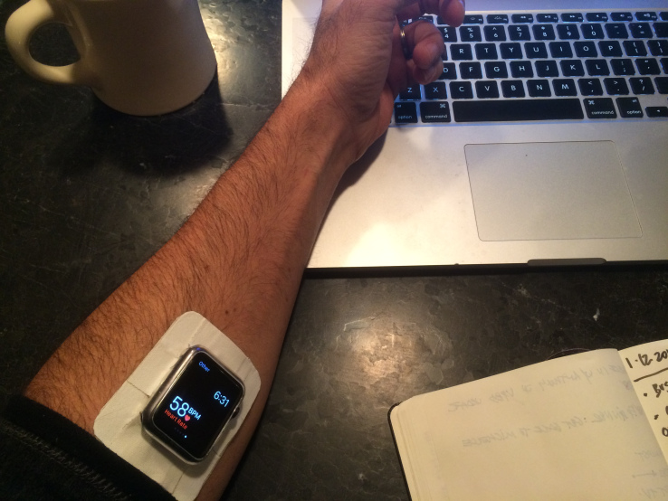 The Apple Watch hack: Bringing design expertise to reinvent the wearable