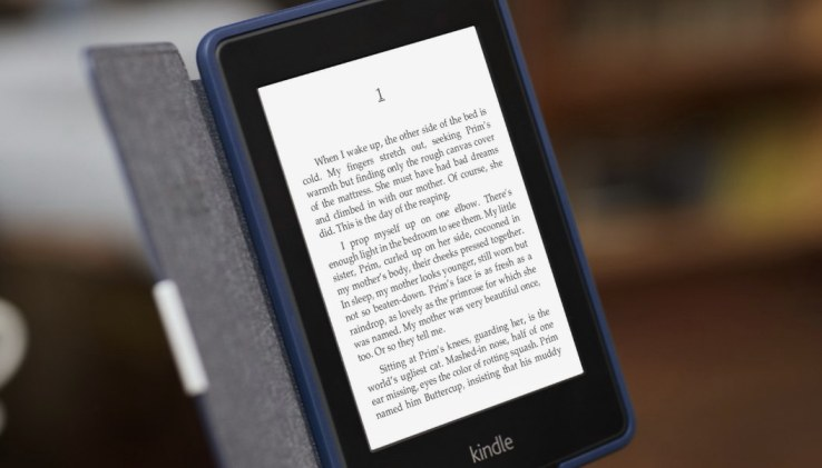 Bezos teases new Kindle hardware for reveal next week