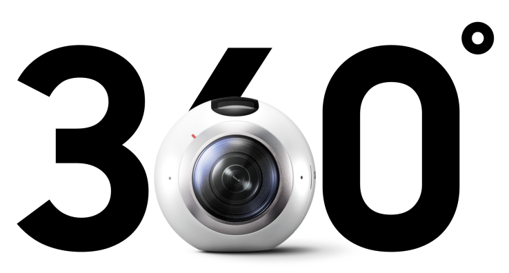 Samsung's Gear 360 VR camera hits the U.S. on an extremely limited basis