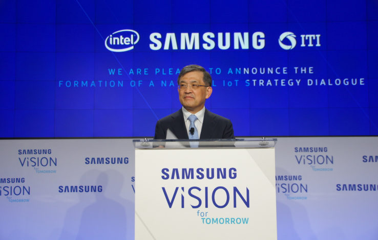 Samsung doubles down on IoT with a $1.2 billion U.S. investment