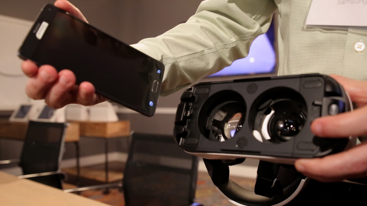 Signs of a new Samsung Gear VR are surfacing