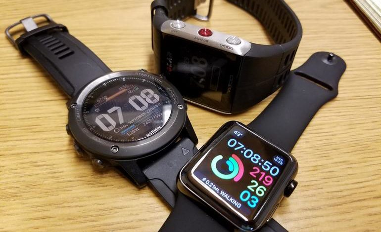 GPS on the Apple Watch: Runners, cyclists can leave the phone behind