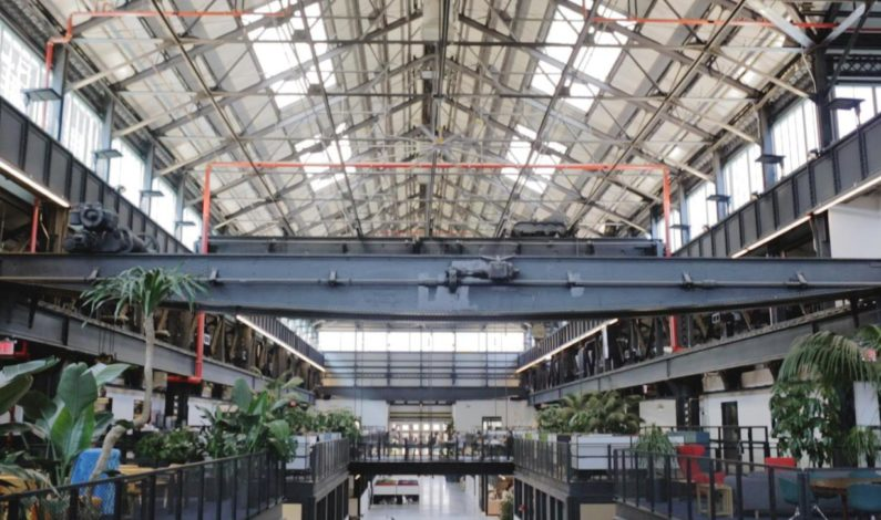 New Lab is a new home for hardware startups in Brooklyn's Navy Yard