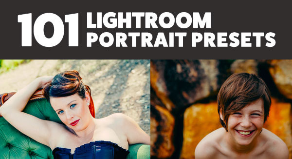 How to Take Your Portrait Photos From Good to Great with a Single Click