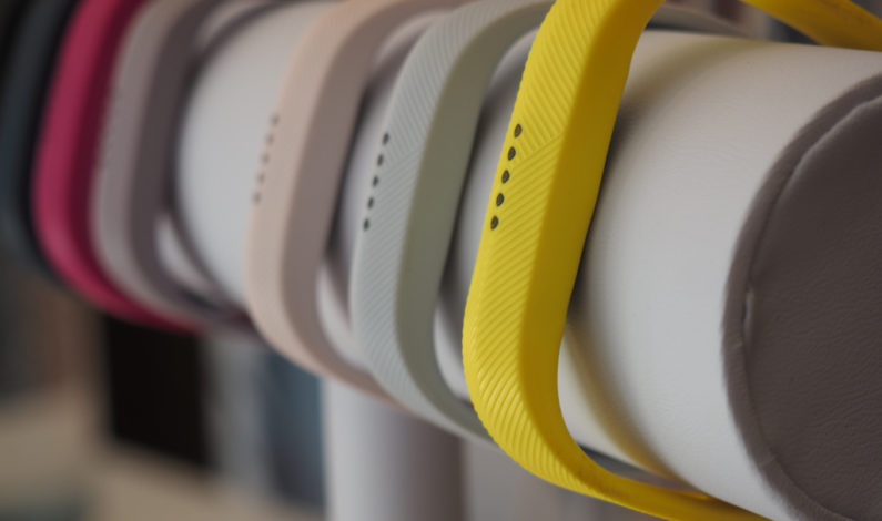 The Fitbit Flex 2 can go in the pool with you
