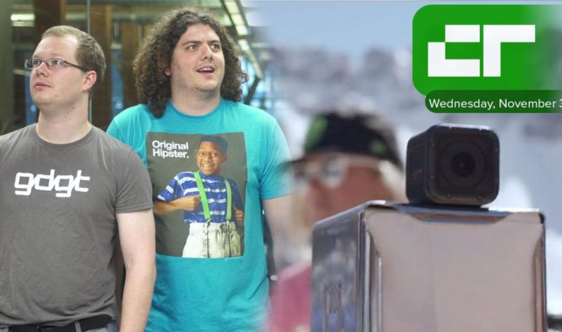 Crunch Report | GoPro Cuts 15% of Workforce