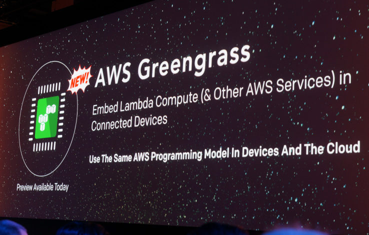 AWS Greengrass brings Lambda to IoT devices