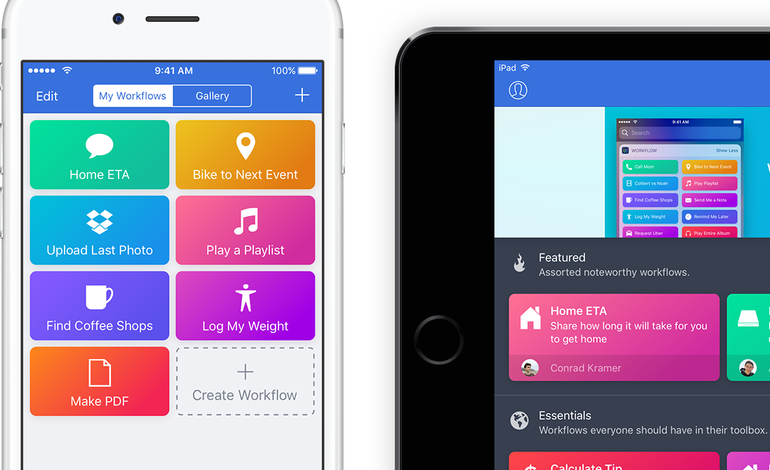 iPhone, iPad users can now automate their lives for free as Apple buys Workflow app