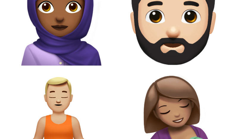 Here are some of the new emoji coming to iOS 11
