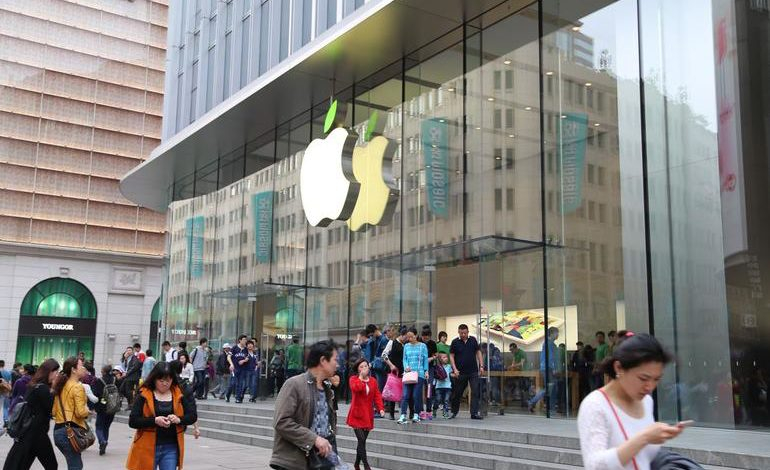 In defending China demands, Apple loses privacy high ground