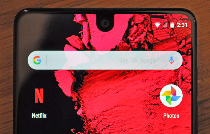 Andy Rubin describes the taste of crow after Essential spills customer data