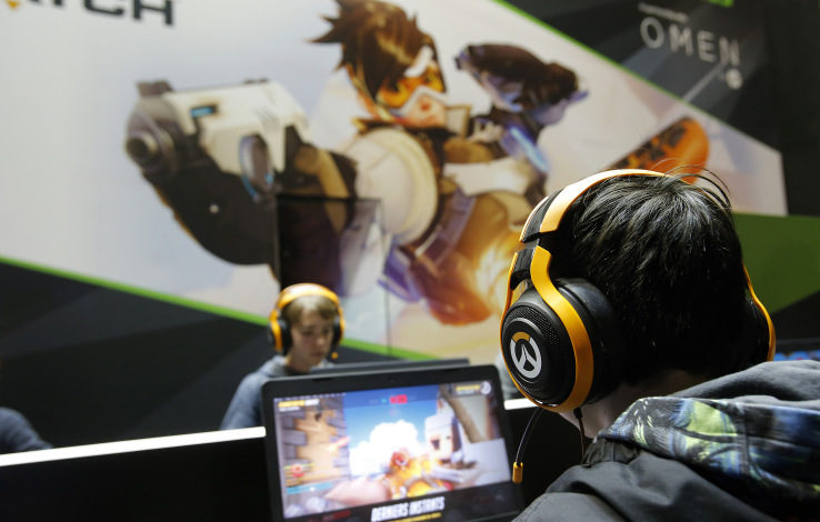 Blizzard will open its first U.S. esports stadium in Los Angeles next month