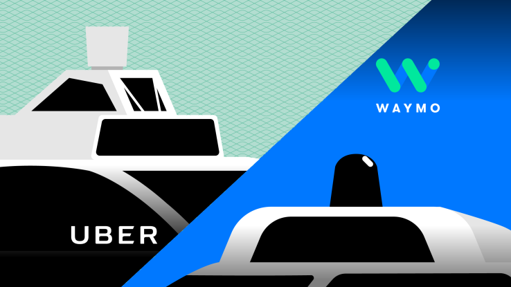 Uber shows off its autonomous driving program's snazzy visualization tools
