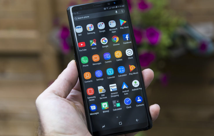 Samsung's Galaxy Note 8 excels as a premium productivity smartphone