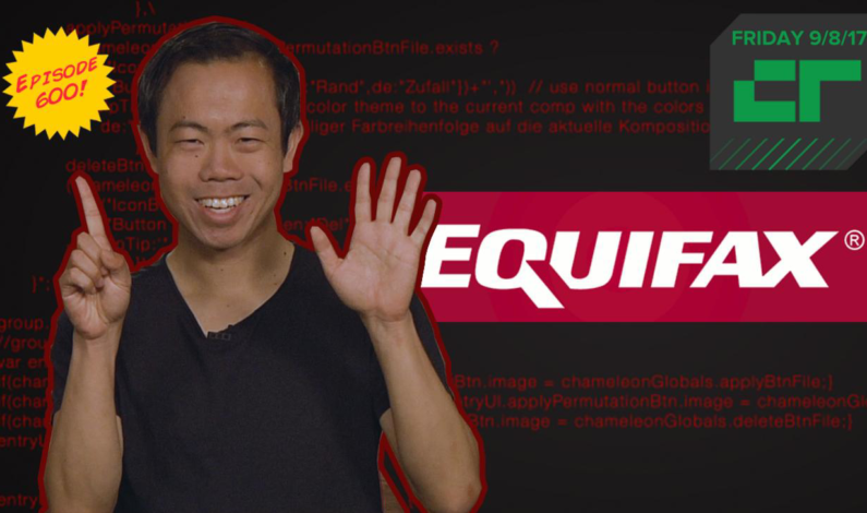 Crunch Report   So About That Equifax Hack