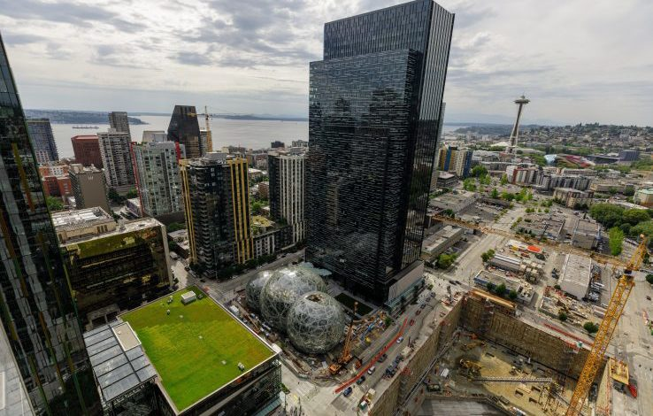 Amazon is looking for a 2nd headquarter city, a 'full equal to Seattle'