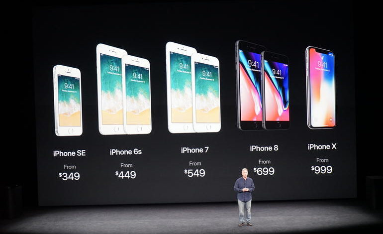 Apple's iPhone 8, iPhone X, Apple Watch, augmented reality: What it all means for business