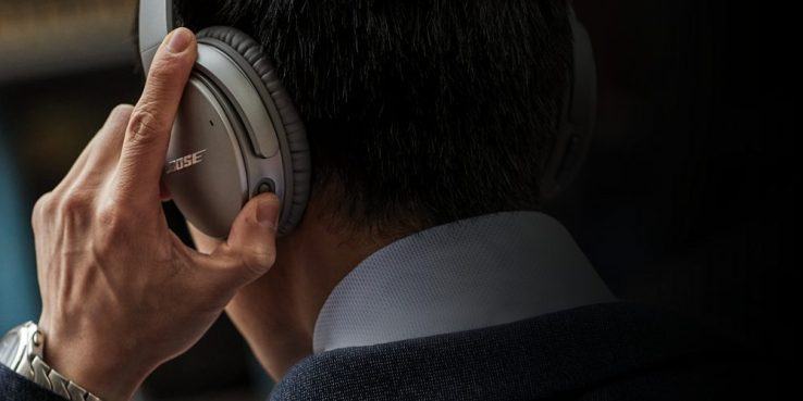 Bose debuts new Google Assistant-optimized noise cancelling headphones