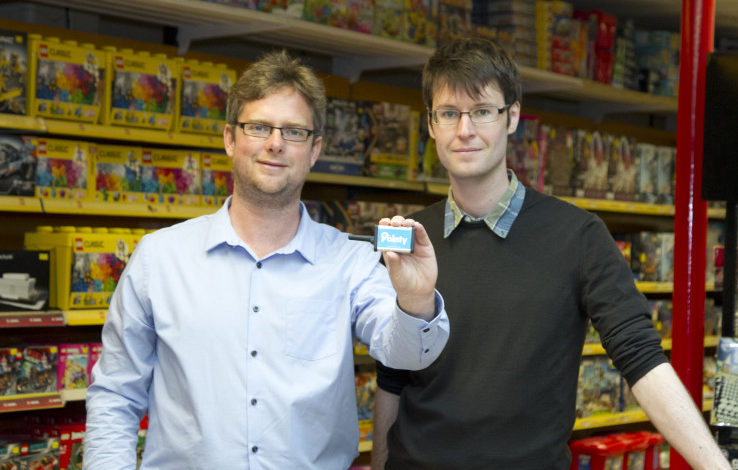 Pointy, a startup that lets local retailers easily put stock online with a simple gadget, raises​ ​$6M