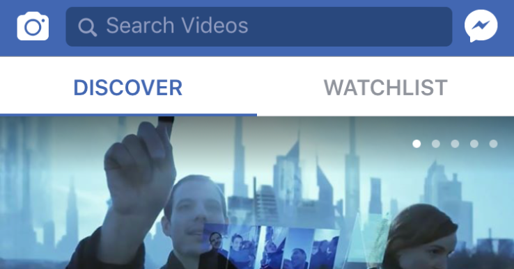 Facebook Watch original video tab launches to all U.S. users