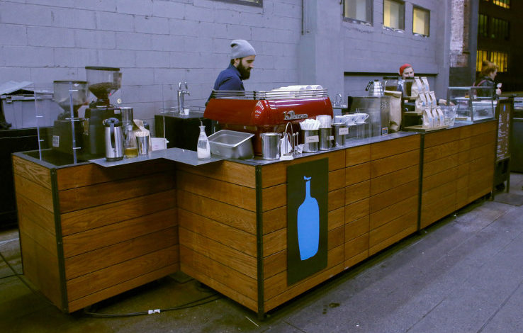 Nestlé acquires a majority stake in Blue Bottle Coffee at a valuation north of $700M