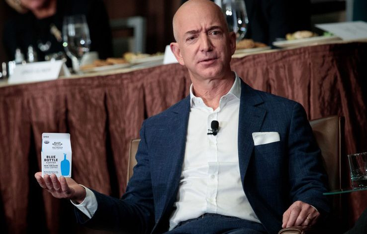 Jeff Bezos should totally buy a coffee startup