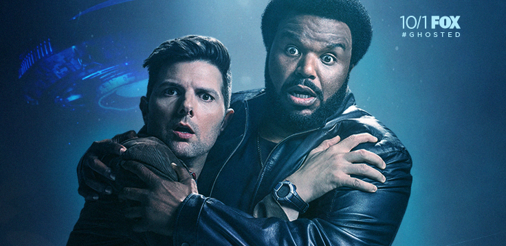 Fox will premiere its new show 'Ghosted' on Twitter before it airs on TV