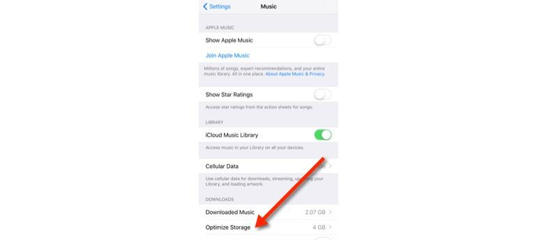 Hidden iOS setting may stop you running out of storage space on your iPhone or iPad