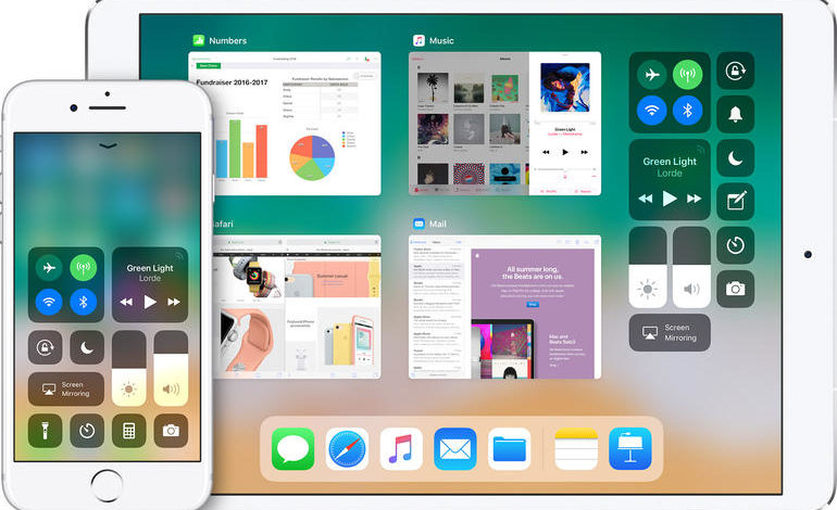 iOS 11's Control Center may say Bluetooth, Wi-Fi are off, but that's just not true