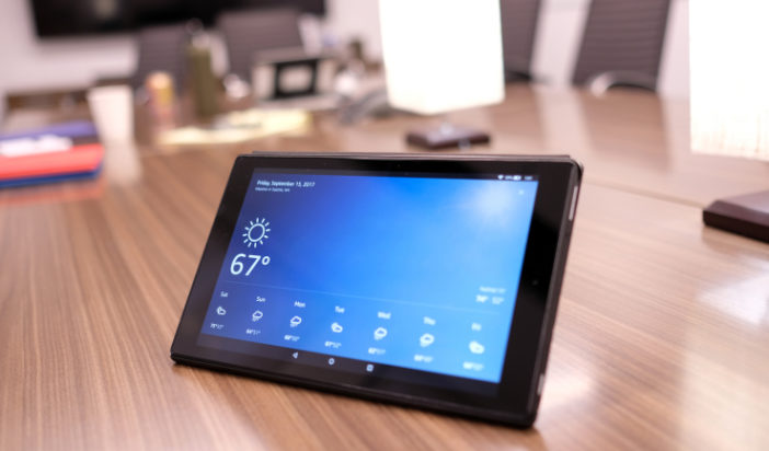 Amazon's new tablet doubles as a cheap Echo Show with hands-free Alexa