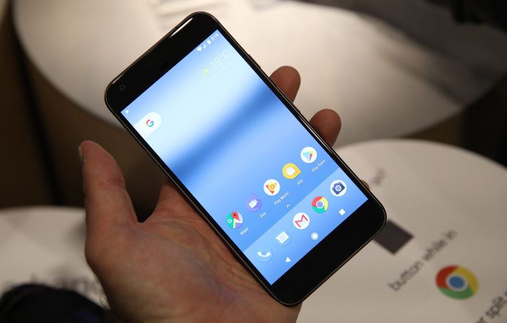 Google makes it easier for businesses to set up new phones for their employees