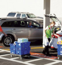Walmart will allow EBT customers to order their groceries online