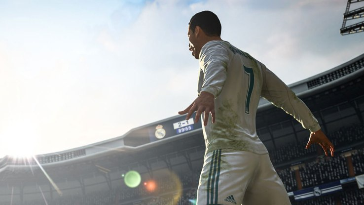 FIFA and EA announce the first eWorld Cup