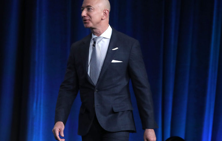 Amazon shares pass $1,000 after posting strong financials