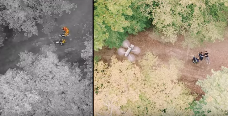 Parrot releases drones for firefighters and farmers
