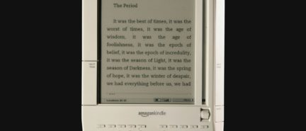 How the Kindle was designed through 10 years and 15 generations