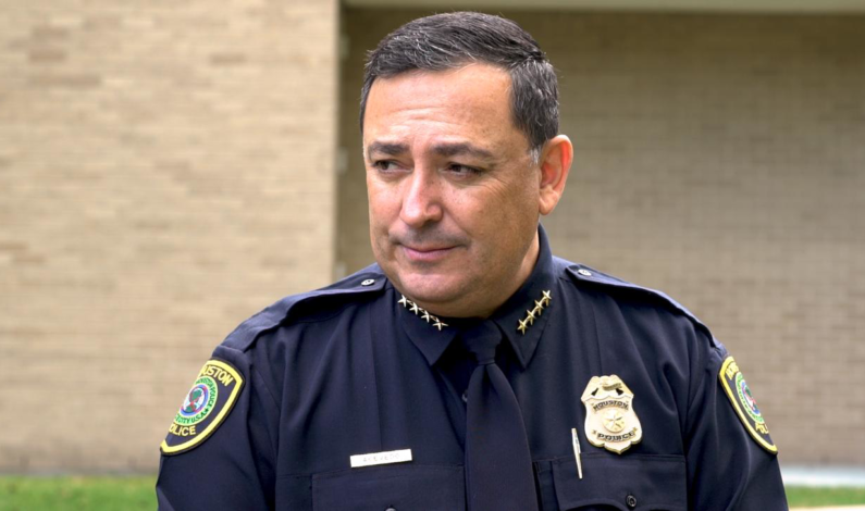 How one of America's most powerful policemen learned to love social media after Hurricane Harvey