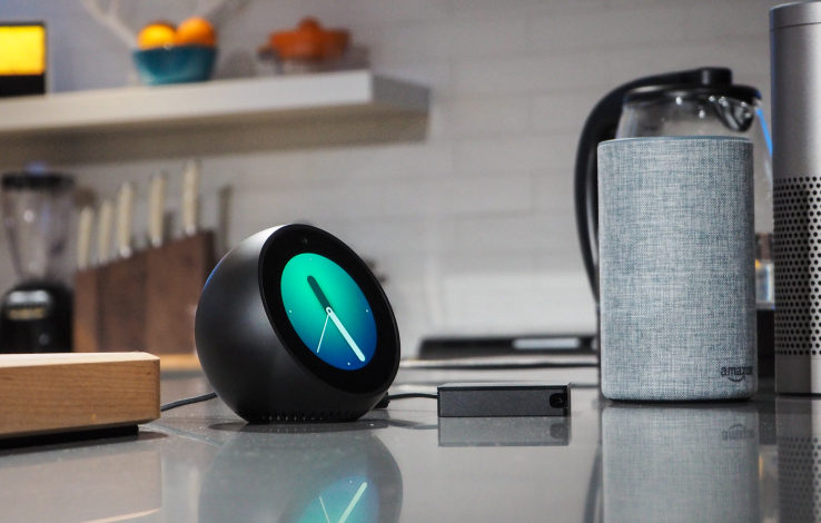 Amazon's Echo Spot might not arrive by Christmas [Updated]