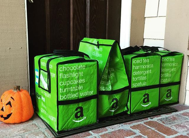 Amazon reportedly blames the U.S. Postal Service for Amazon Fresh issues