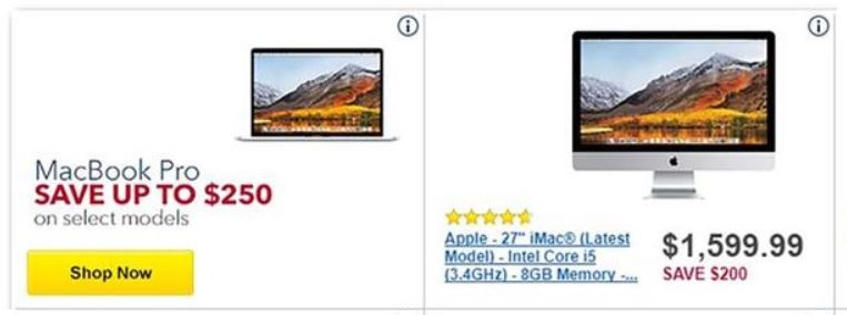 The best Black Friday deals on Apple iPads, MacBooks, Mac desktops