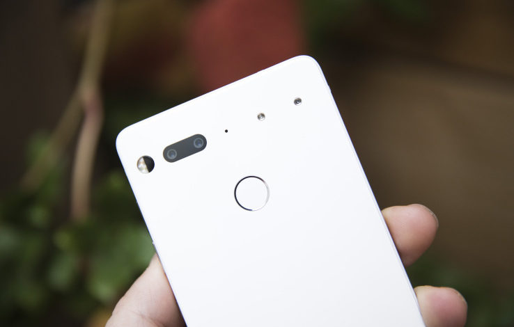 Essential Phone is the best deal in smartphones thanks to camera updates
