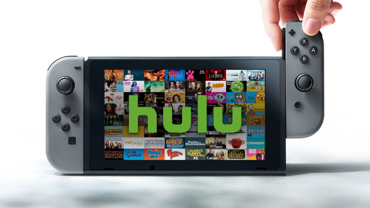 Hulu is Nintendo's first video streaming app for the Switch