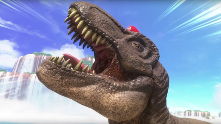 Super Mario Odyssey is the US's fastest-selling Mario of all time