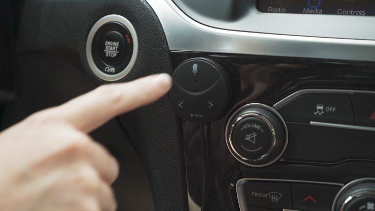 Muse is a simple dedicated Amazon Alexa add-on for the car